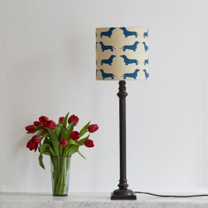 The Labrador Company-Dachshund Lampshade Small 1