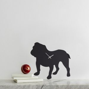 The Labrador Co.-British Bulldog Clock 1