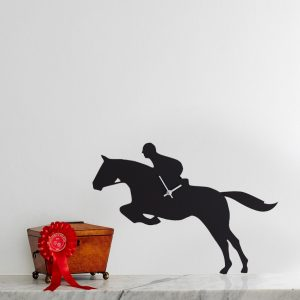 The Labrador Co.-Showjumper Clock 1