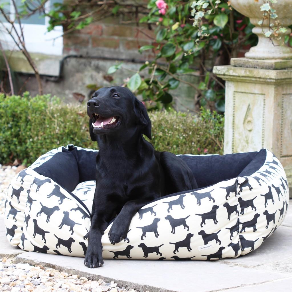 Labrador Dog Bed The Labrador Co