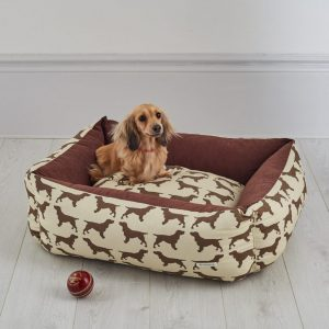 The Labrador Company-Spaniel Dog Bed 13