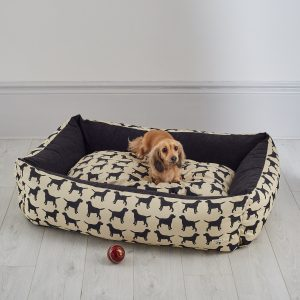 The Labrador Company-Dachshund Dog Bed 25
