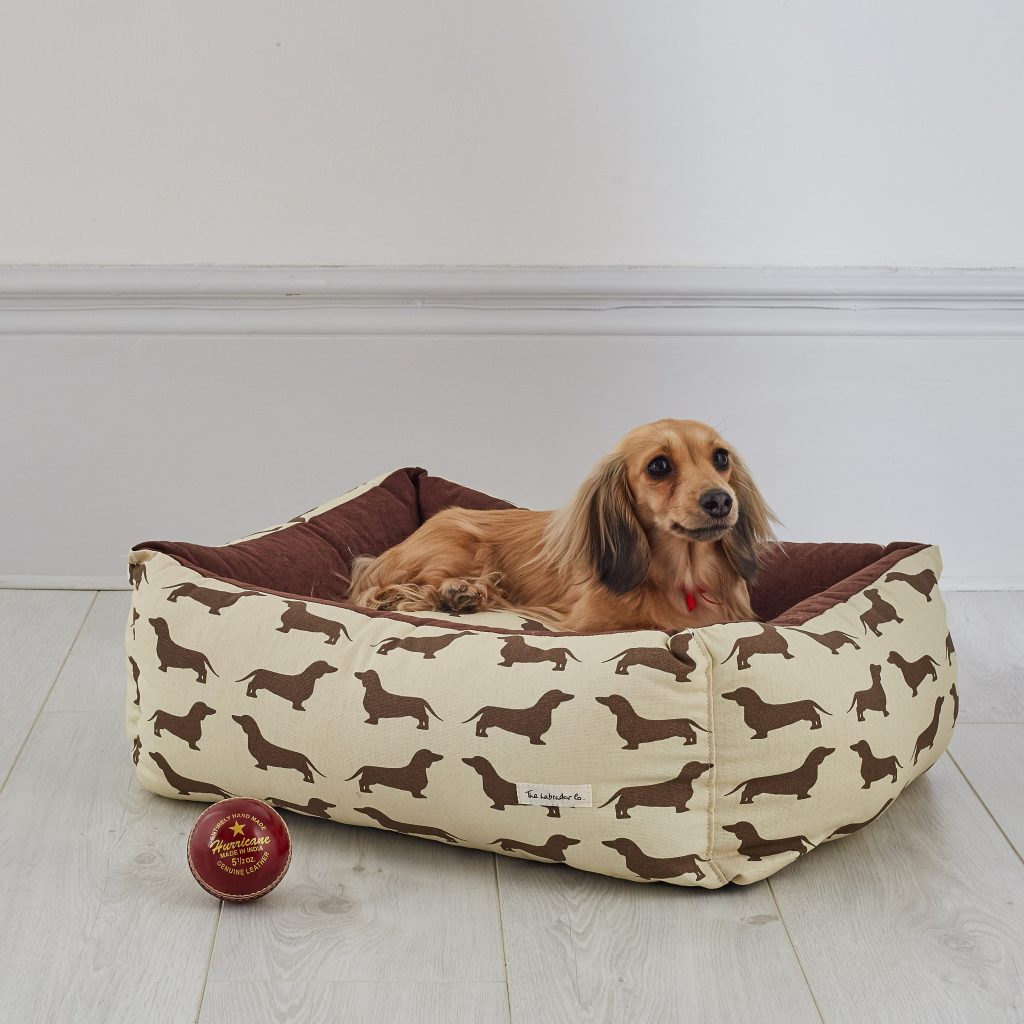 The Labrador Company-Dachshund Dog Bed 3