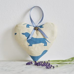 The Labrador Company-Dachshund Lavender Bag 5