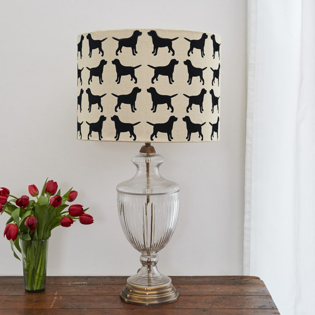The Labrador Company-Labrador Lampshade Large 1
