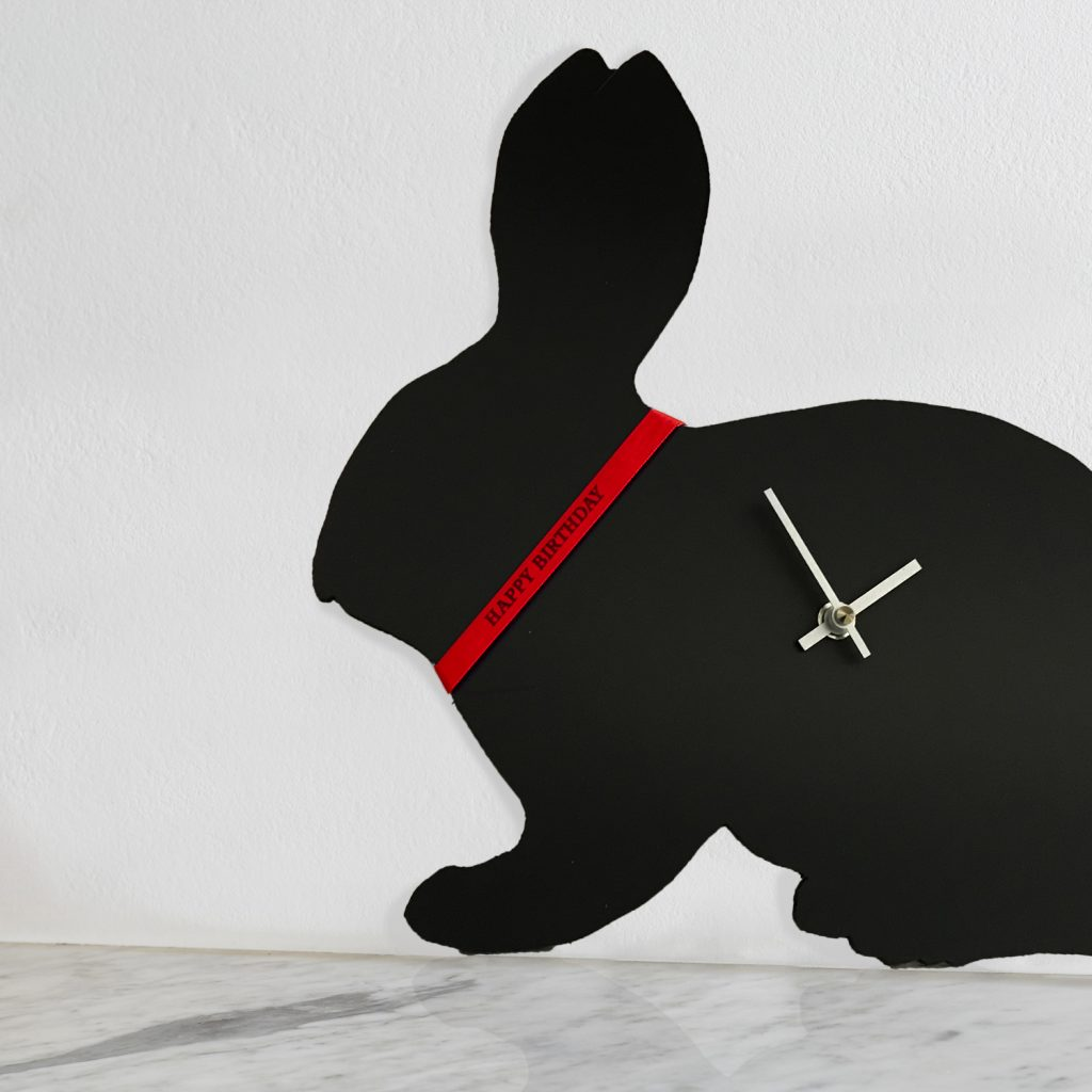 The Labrador Co.-Rabbit Clock 1