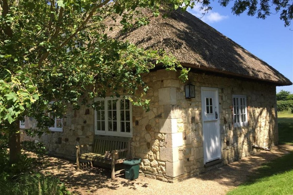 An idyllic cottage on the Isle of Wight