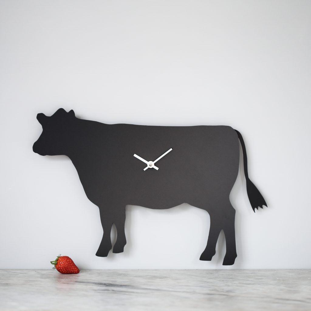 The Labrador Co.-Cow Clock
