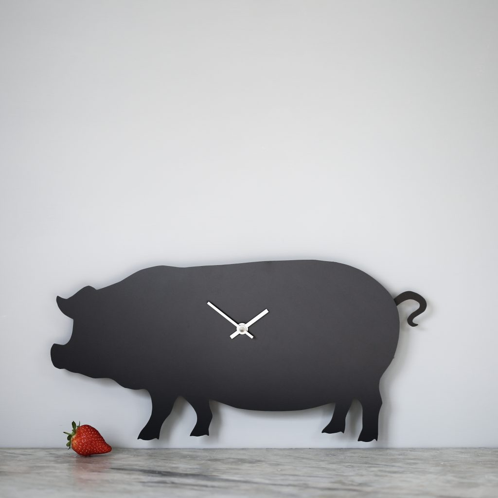 The Labrador Co.-Pig Clock