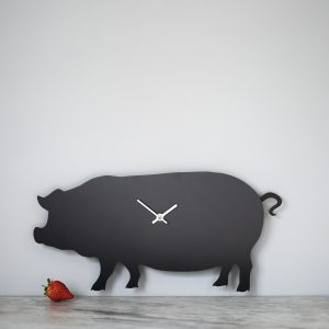 The Labrador Co.-Pig Clock
