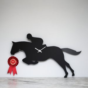 The Labrador Co.-Showjumper Clock