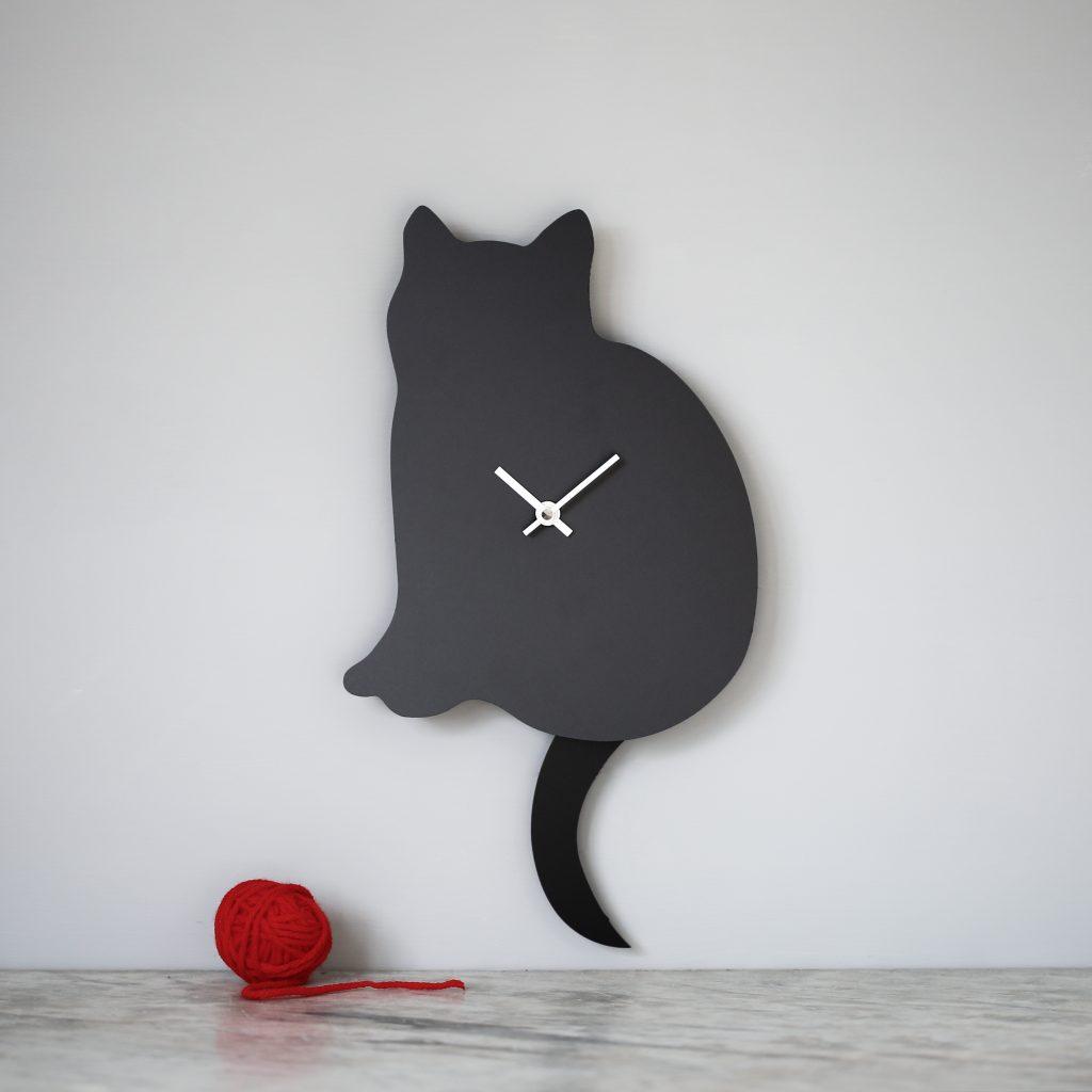 The Labrador Co.-Cat Clock