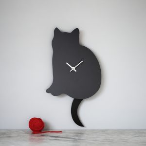 The Labrador Co.-Cat Clock
