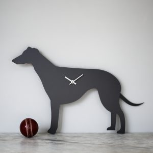The Labrador Co.-Greyhound/Lurcher Clock