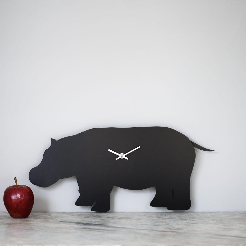 The Labrador Co.-Hippo Clock