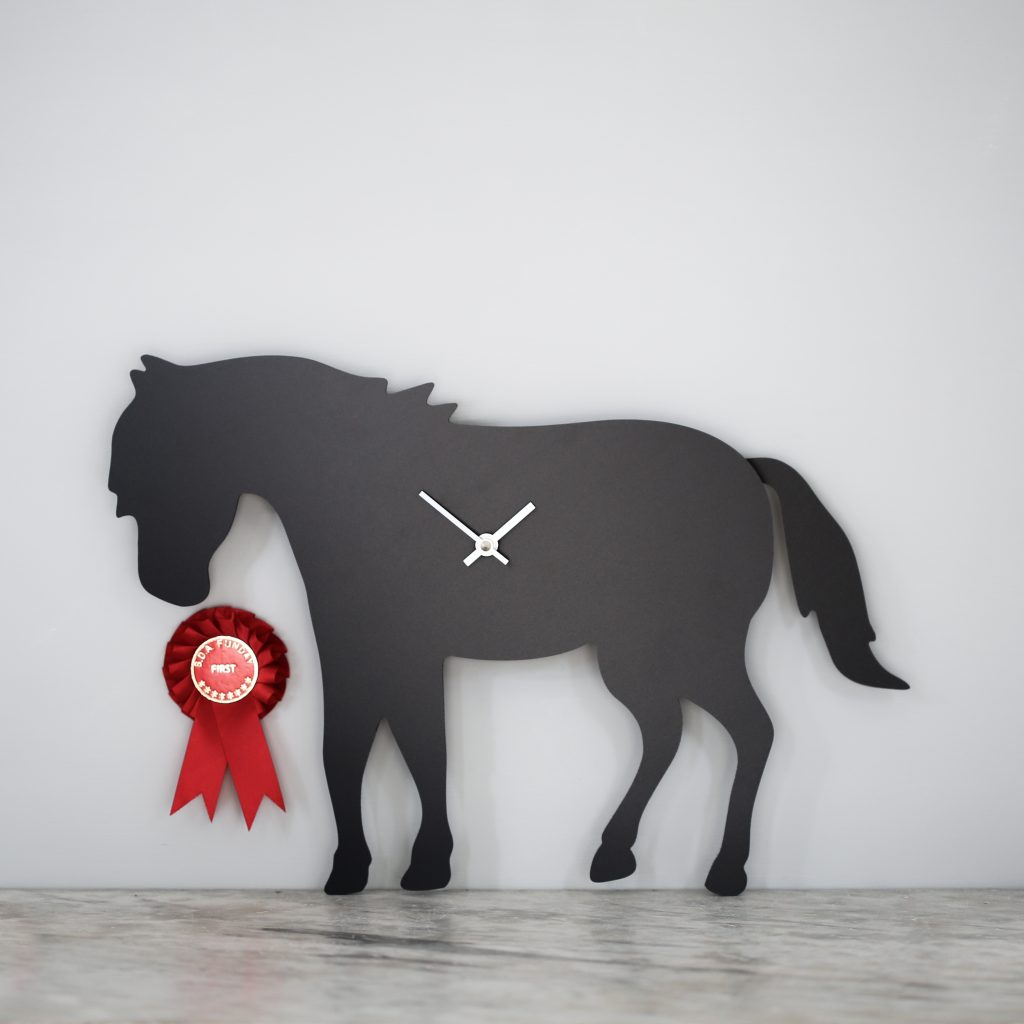 The Labrador Co.-Pony Clock