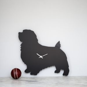 The Labrador Co.-Terrier Clock