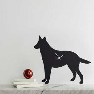 The Labrador Co.-German Shepherd Clock 1