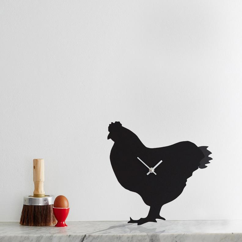 The Labrador Co.-Chicken Clock 1