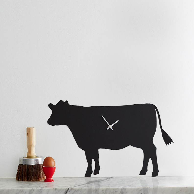 The Labrador Co.-Cow Clock 1