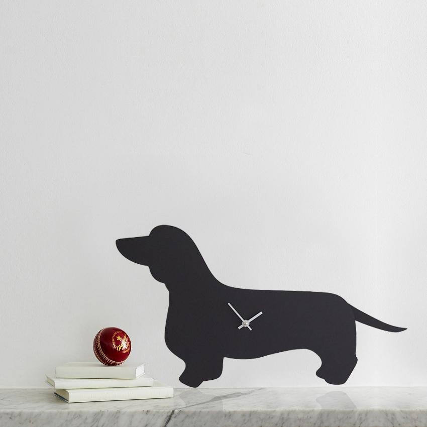 The Labrador Co.-Dachshund Clock 1