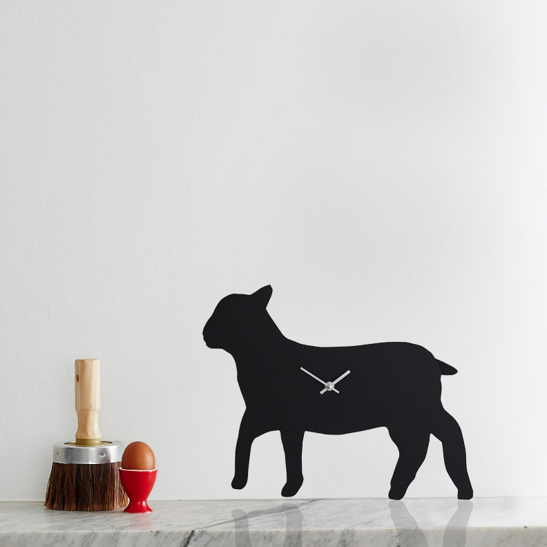 The Labrador Co.-Lamb Clock 1