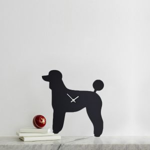 The Labrador Co.-Poodle Clock 1