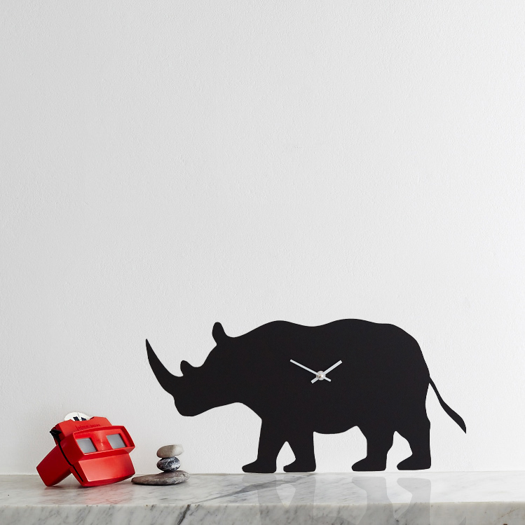 The Labrador Co.-Rhino Clock 1