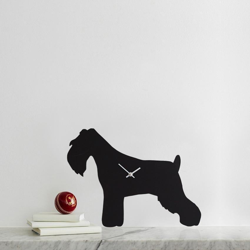 The Labrador Co.-Miniature Schnauzer 1